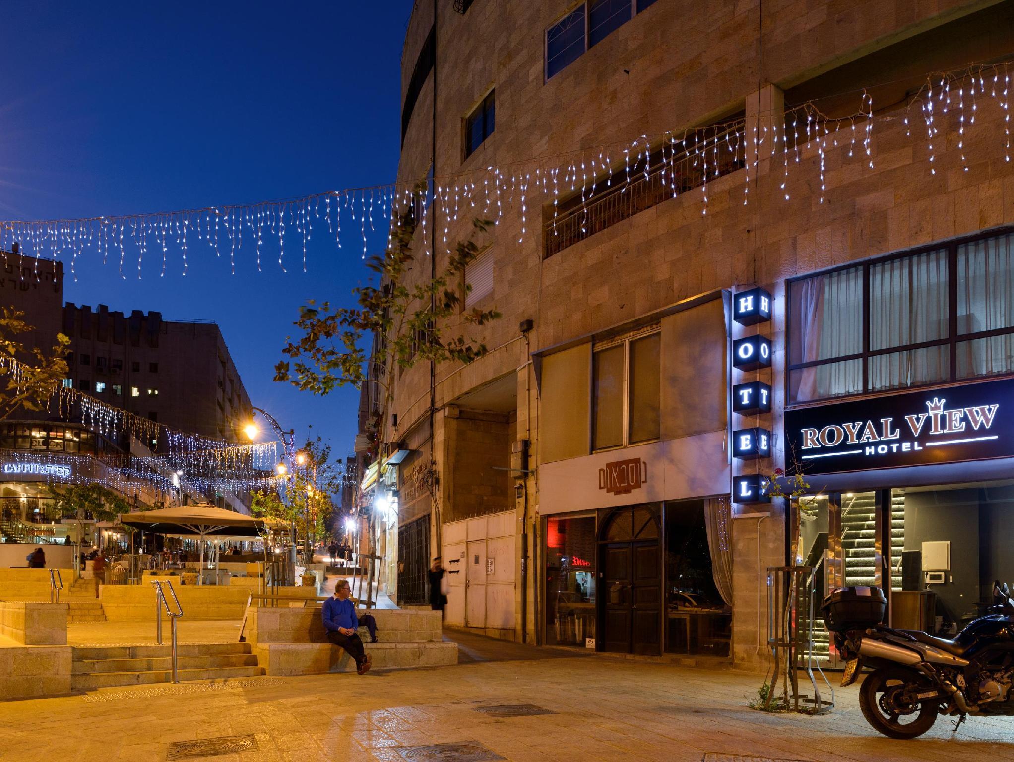 Royal View Hotel Jerusalem