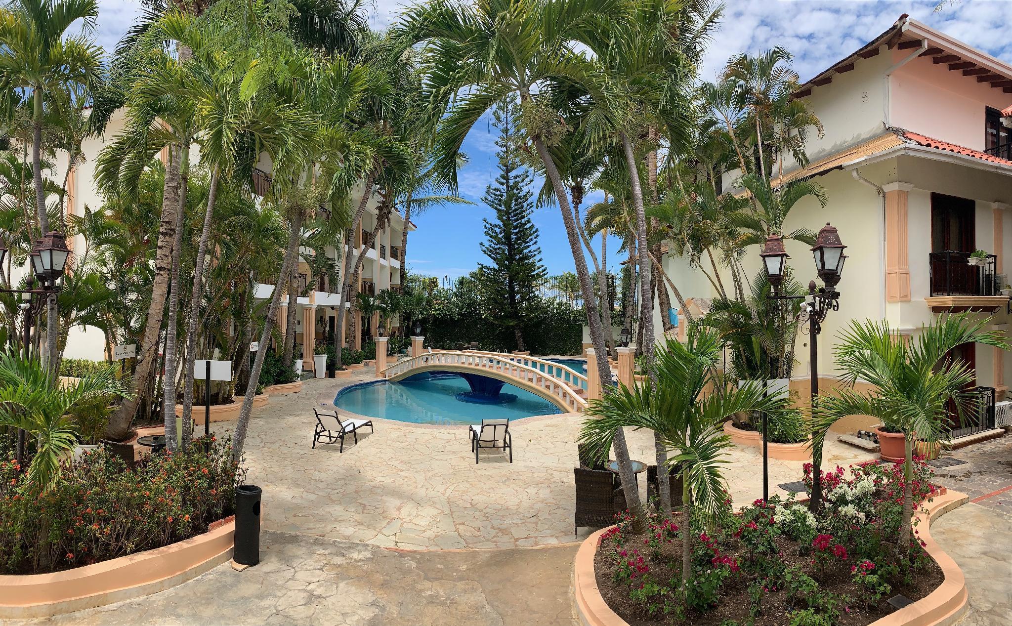 The MT Hotel Plaza Brisas