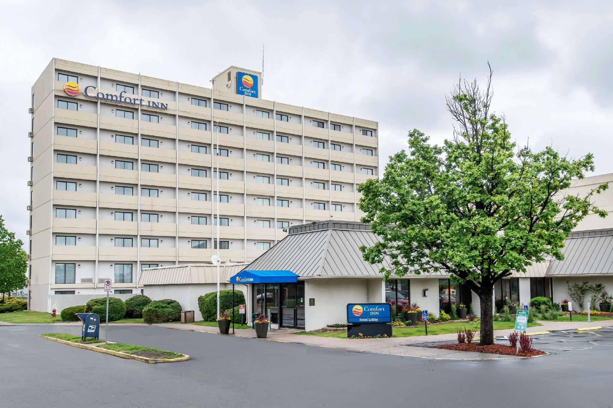 Comfort Inn Central Hotel
