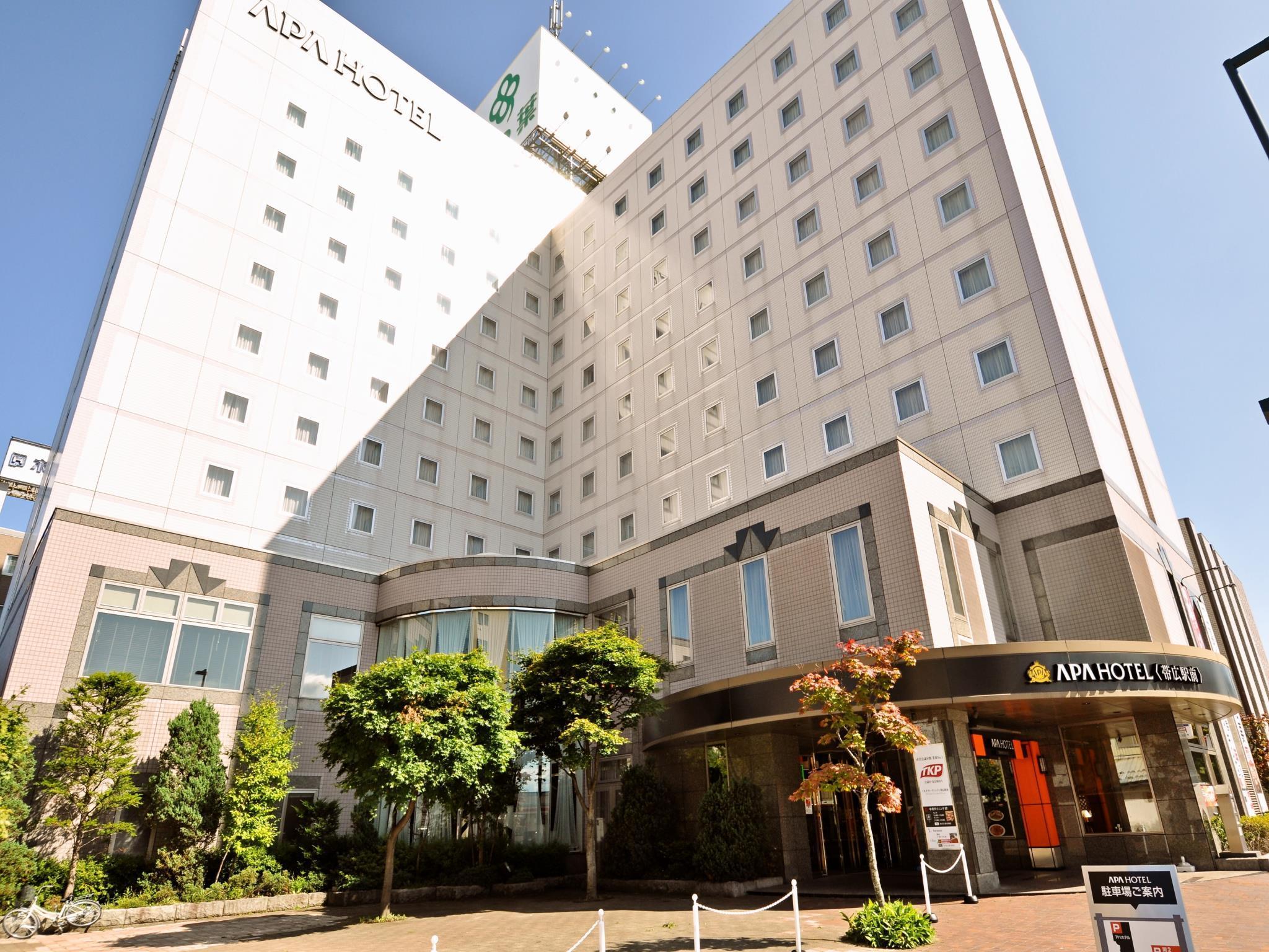 โรงแรมอะป้า โอบิฮิโระ-เอกิมาเอะ