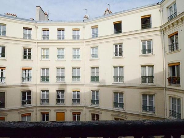 Short Stay Studio Petit Pompidou Paris