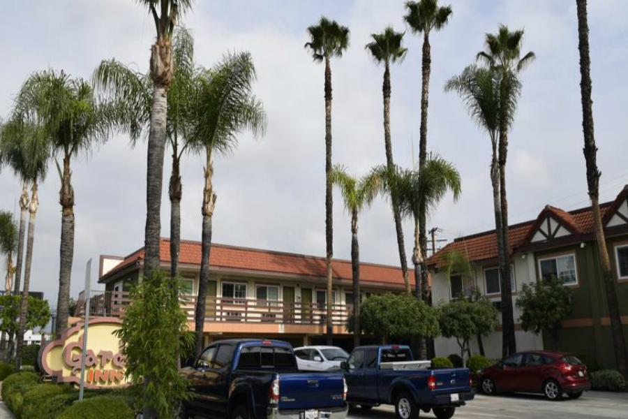 Garden Inn San Gabriel