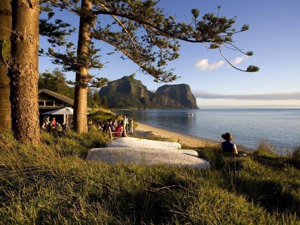 Pinetrees Lodge Lord Howe Island