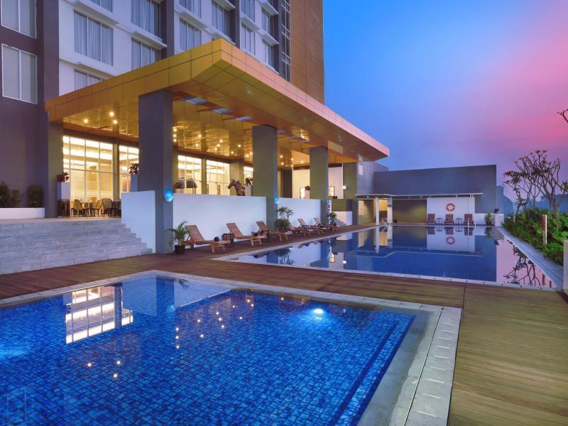 Banjarmasin Aston Banua Hotel And Convention Center In Indonesia Asia