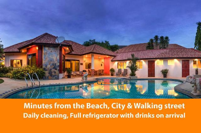 Pattaya Hill minutes from the city and beach – Pattaya Hill minutes from the city and beach
