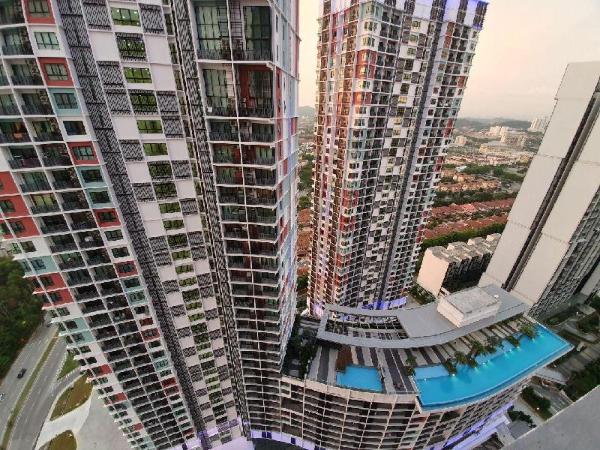 Luxury Duplex Suite @ I-City Shah Alam