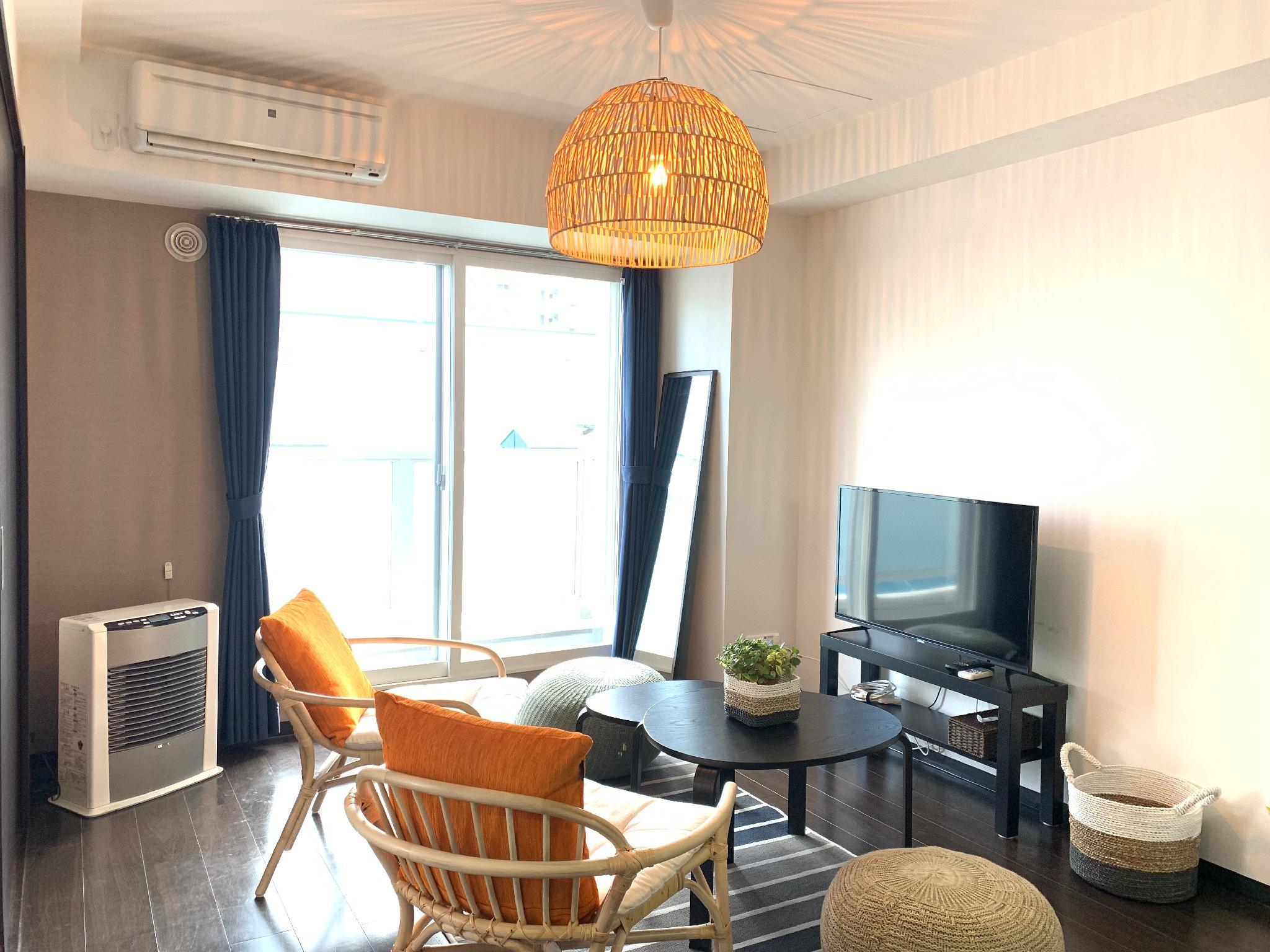 S62 32 1 Bedroom Apartment In Sapporo