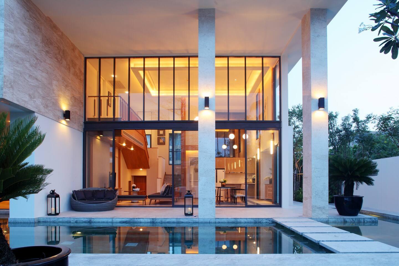 3 Bedroom Luxury Beach Front Villa