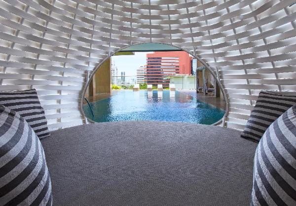 6 bedroom combo penthouses (3x2BR) - Lumpini Parc Bangkok