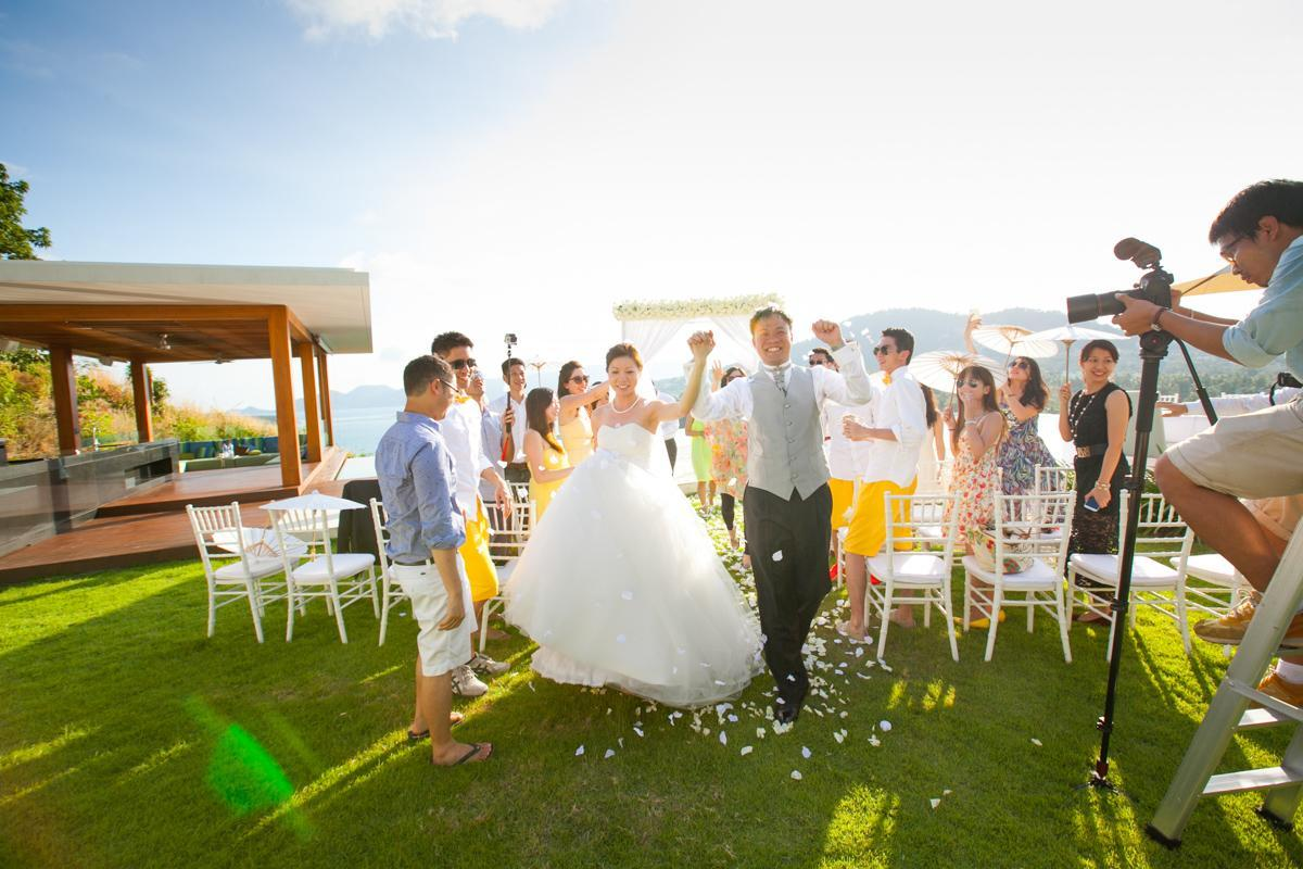 Wedding Experience Option Full Package.
