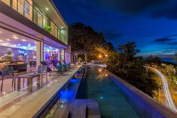 6 Bedroom Surin Beach Villa Phuket