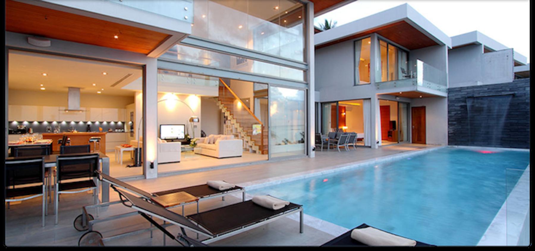 Stunning 5 Bedroom Pool Villa Kammala Beach
