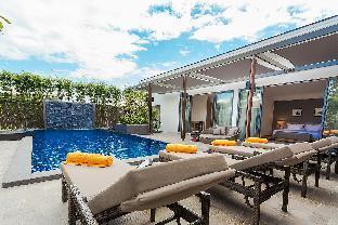 3+3 bedroom Pool Villa combo (total 6 bedrooms) วิลลา 6 ห้องนอน 1 ห้องน้ำส่วนตัว ขนาด 0 ตร.ม. – หาดราไวย์