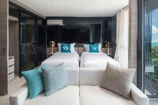 4 Sea View Rooms - in Boutique Beachside Hotel อพาร์ตเมนต์ 4 ห้องนอน 4 ห้องน้ำส่วนตัว ขนาด 120 ตร.ม. – นาจอมเทียน