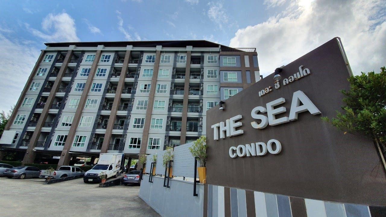 Aonang Cosy Condo3 (The Sea Condo) อพาร์ตเมนต์ 1 ห้องนอน 1 ห้องน้ำส่วนตัว ขนาด 32 ตร.ม. – อ่าวนาง