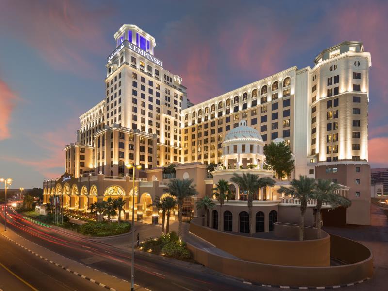 Kempinski Mall Of The Emirates Hotel