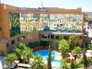 安曼西部酒店 (Amman West Hotel)