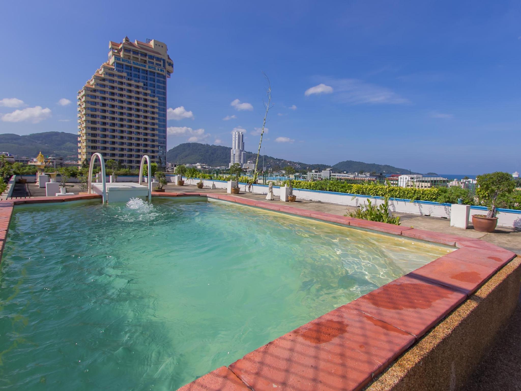 Bel Aire Patong, Phuket By The ASHLEE เบลแอร์ ป่าตอง ภูเก็ต บาย ดิ แอชลี