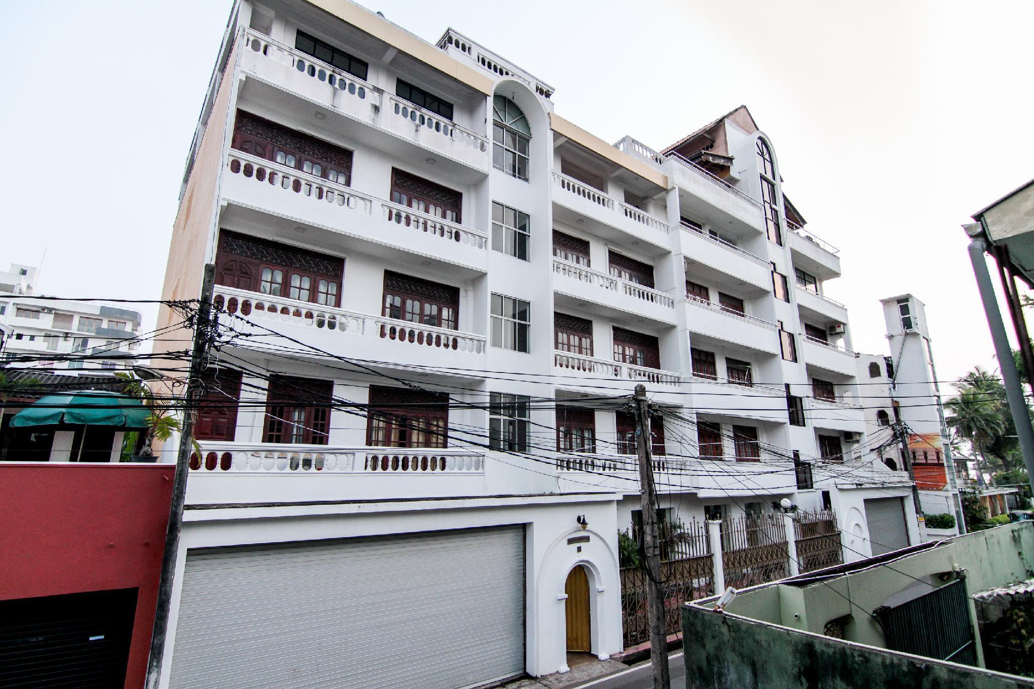 OYO 115 Qi Mag Apartments