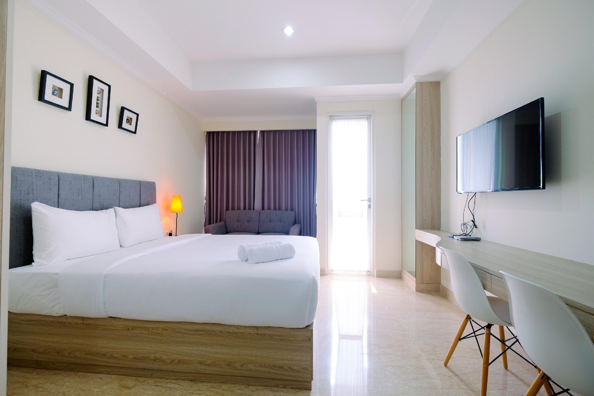 Simply Studio Menteng Park Apartment By Travelio