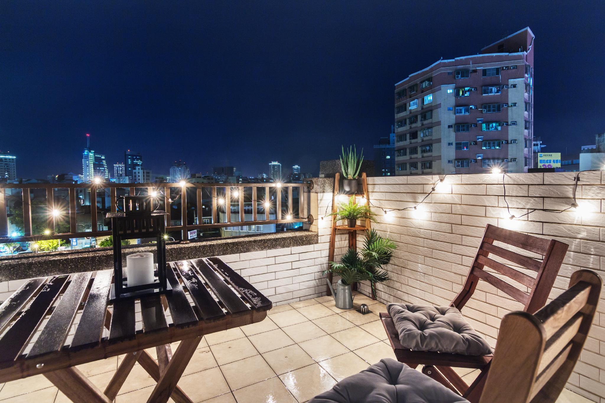 Tainan Haian Art Apartment