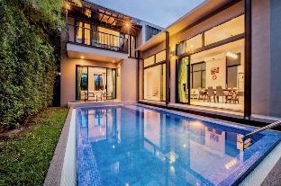 Phureesala Pool Villas 3 bedrooms (A7) วิลลา 3 ห้องนอน 4 ห้องน้ำส่วนตัว ขนาด 400 ตร.ม. – บางเทา