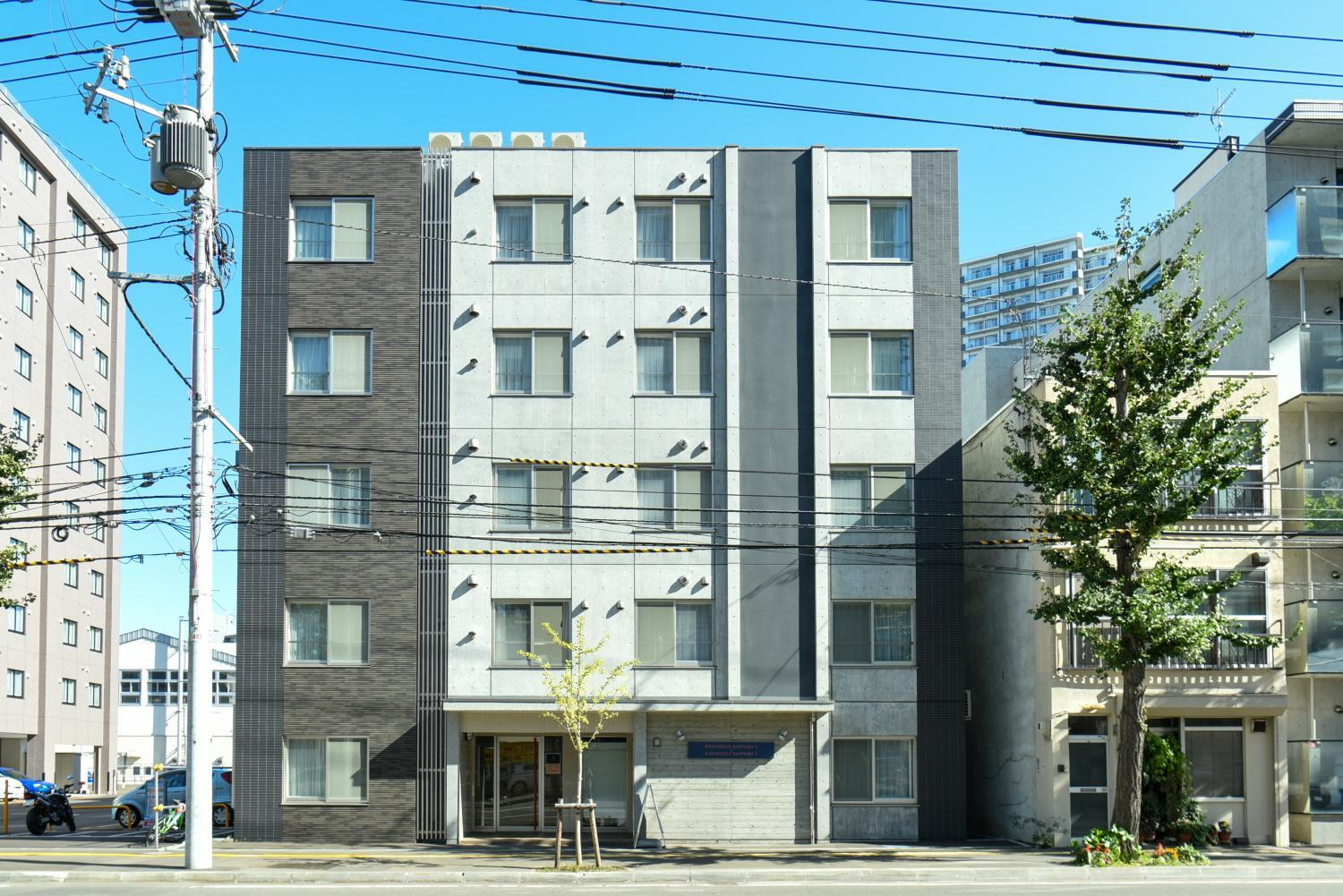 Residence Plus Sapporo 1A 13 Tidy And Comfortable