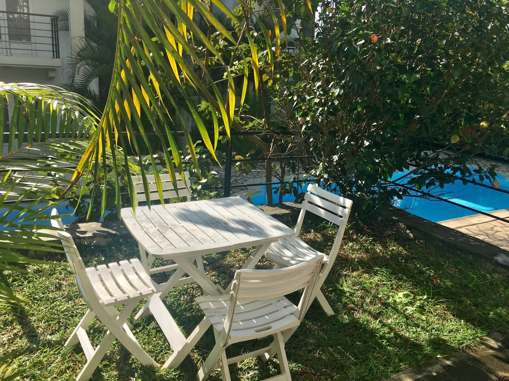 3 BR Villa With Pool In The Center Of Grand Baie