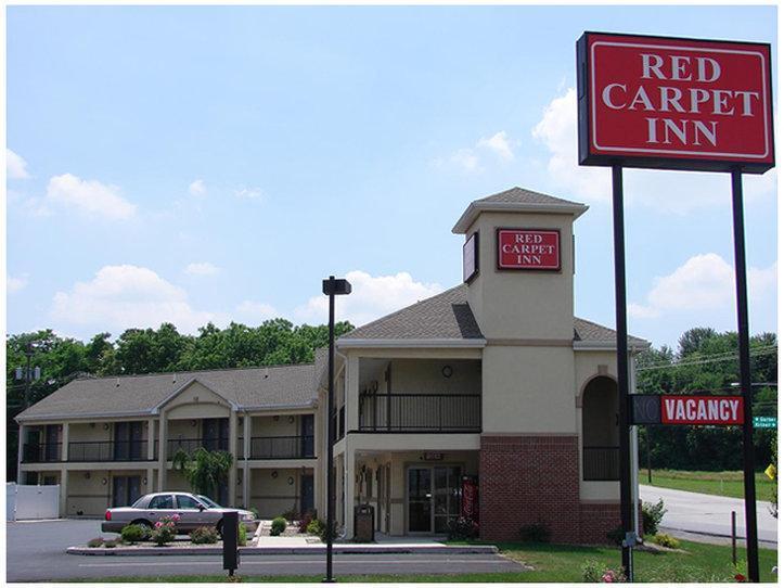 Red Carpet Inn Chambersburg