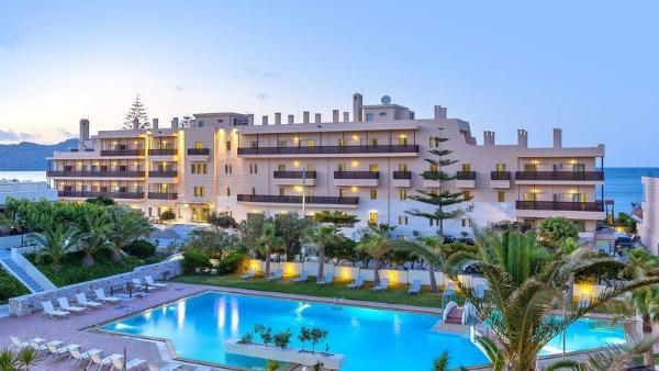 Giannoulis Santa Marina Beach Hotel Crete Island