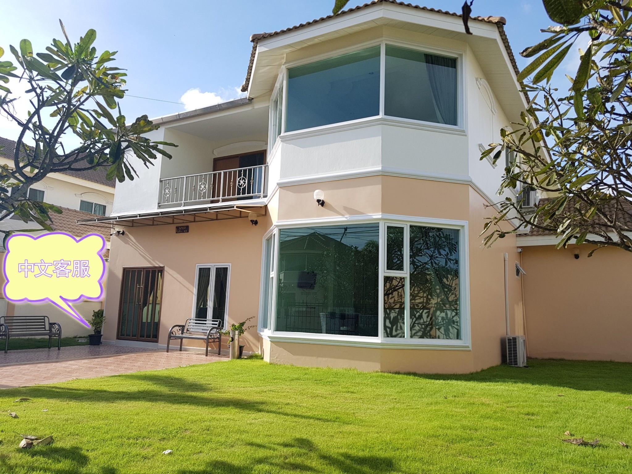 Central Pattaya 7 Bedroom Pool Villa  233