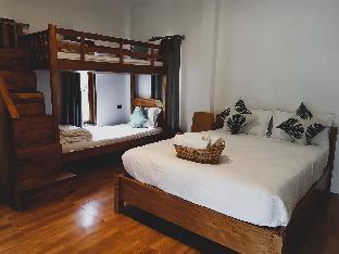 [ウォーターフロント]バンガロー(45m2)  1ベッドルーム/1バスルーム Maliblue family room, khanom