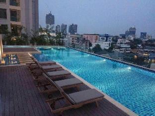 Relaxing Palace near BTS in Bangkok中文服务 อพาร์ตเมนต์ 1 ห้องนอน 1 ห้องน้ำส่วนตัว ขนาด 35 ตร.ม. – สุขุมวิท