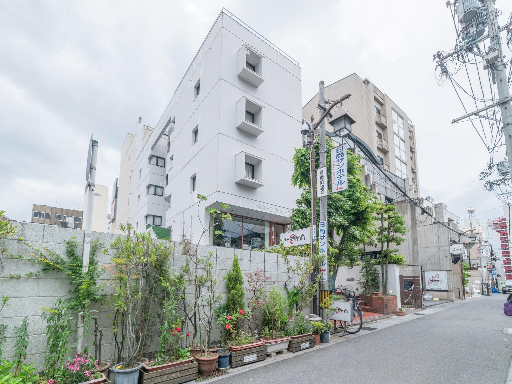 OYO Hotel Nissho Sun Hotel Gifu Hanemachi