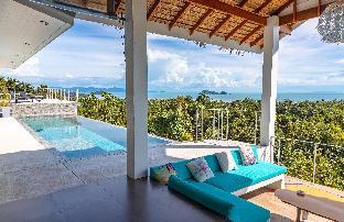 [シリタヌ]ヴィラ(300m2)| 4ベッドルーム/4バスルーム Shades of Blue - Tropical chic sea view villa