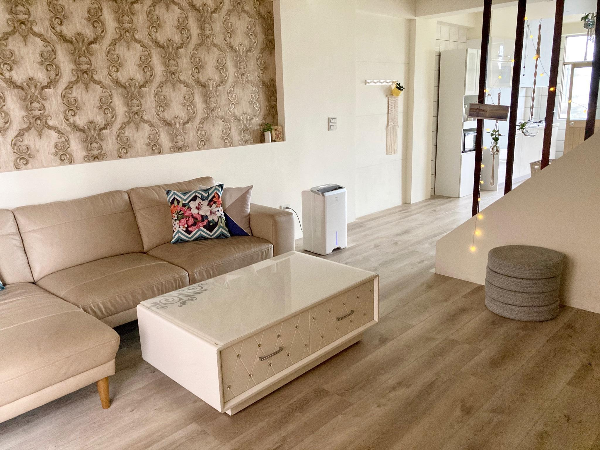 The apartment of Yilan living style for 4-6 peo