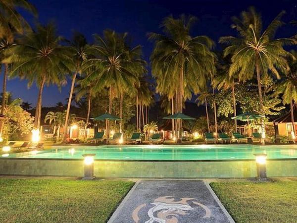 OYO 1508 Mascot Beach Hotel Lombok