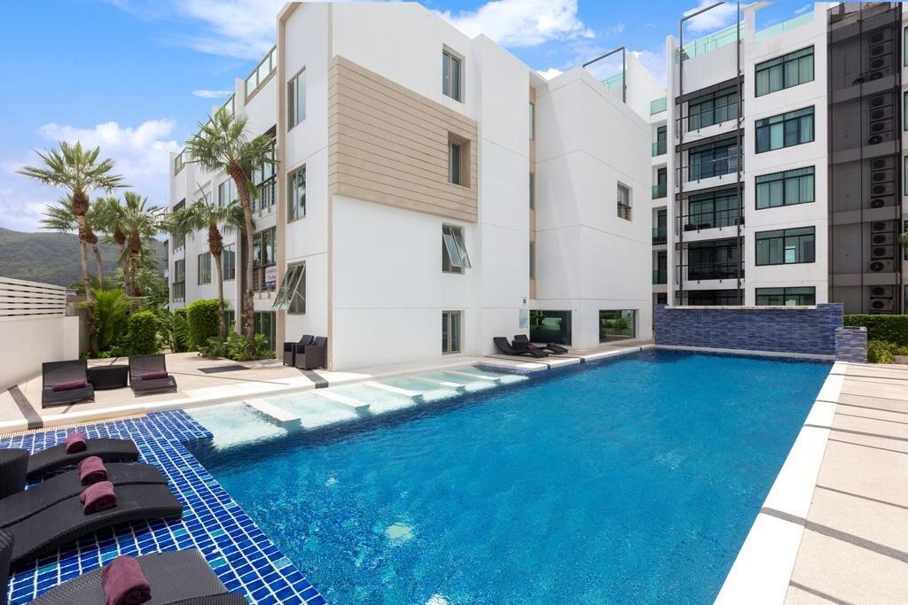 Kamala Regent C101-Apartment with great facilities