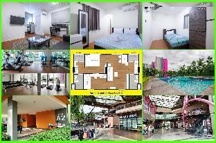 Family Apartment ''My Home In Bangko'' A3/101 อพาร์ตเมนต์ 2 ห้องนอน 2 ห้องน้ำส่วนตัว ขนาด 43 ตร.ม. – สนามบินนานาชาติดอนเมือง