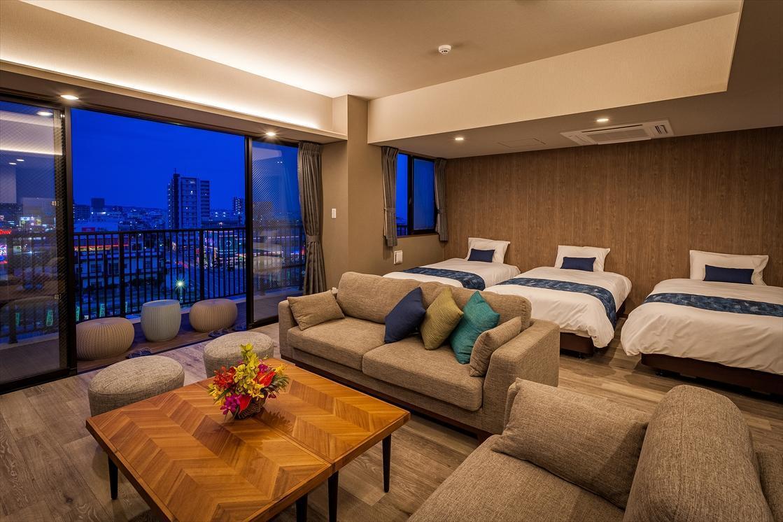 Kariyushi Condominium Resort Chatan ROUTE58