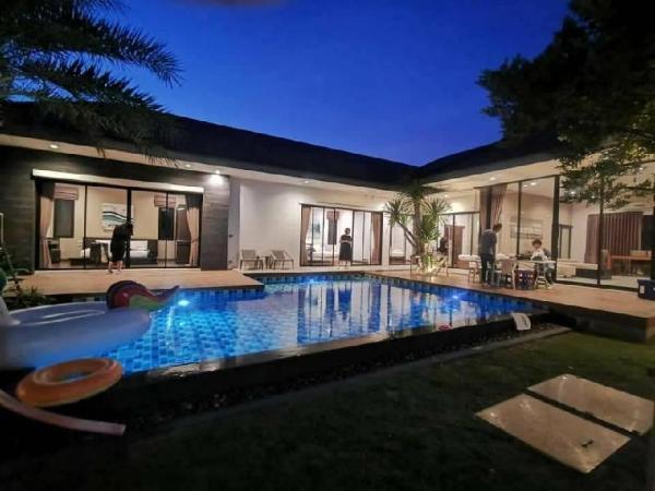 Family Suite 4Bedroom [ WE by Sirin Pool Villa ] Hua Hin
