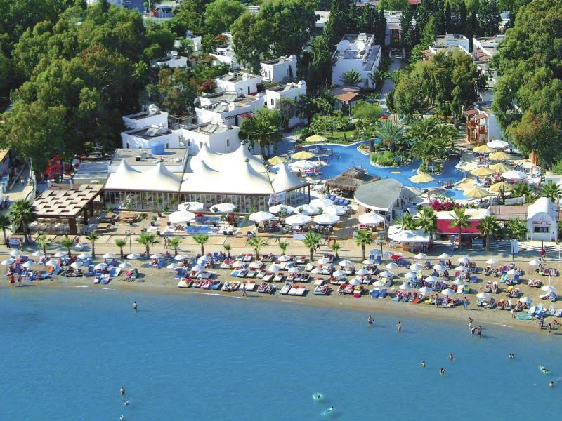 The marmara bodrum hotel in turkey europe for Boutique hotel 75012