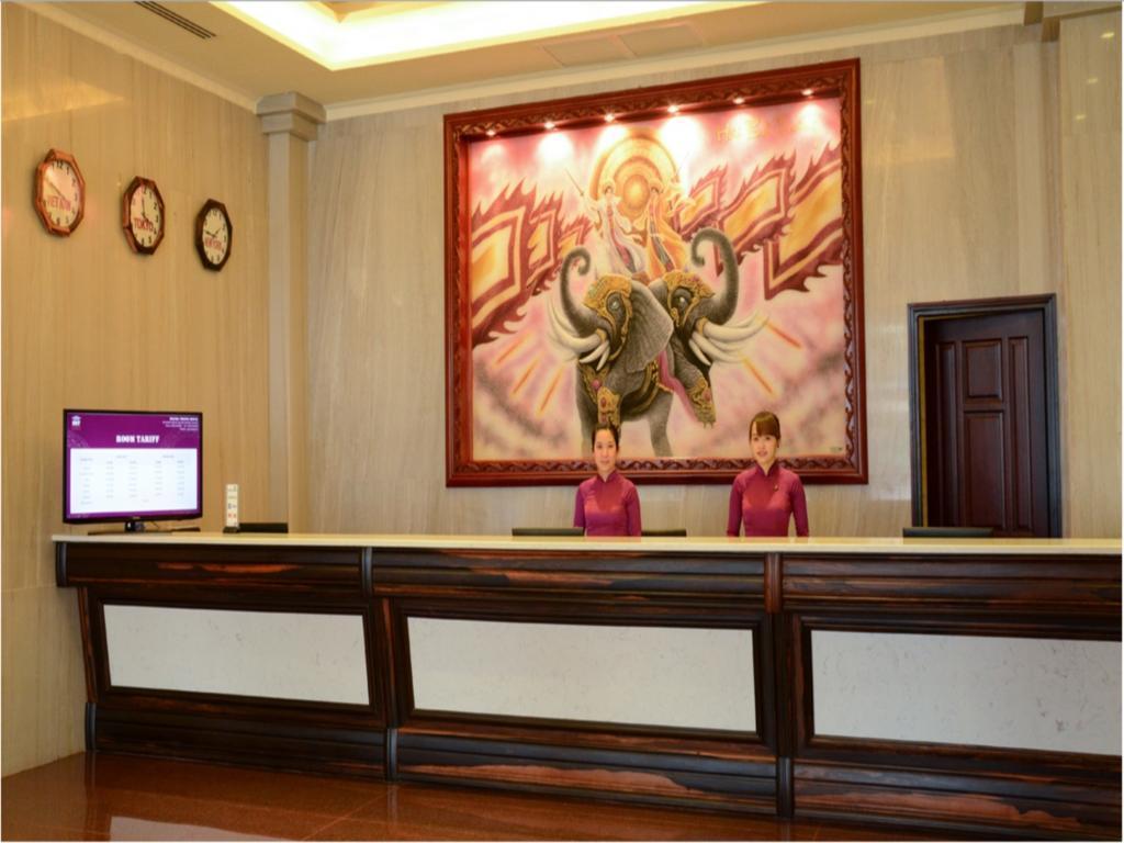 Hai Ba Trung Hotel And Spa