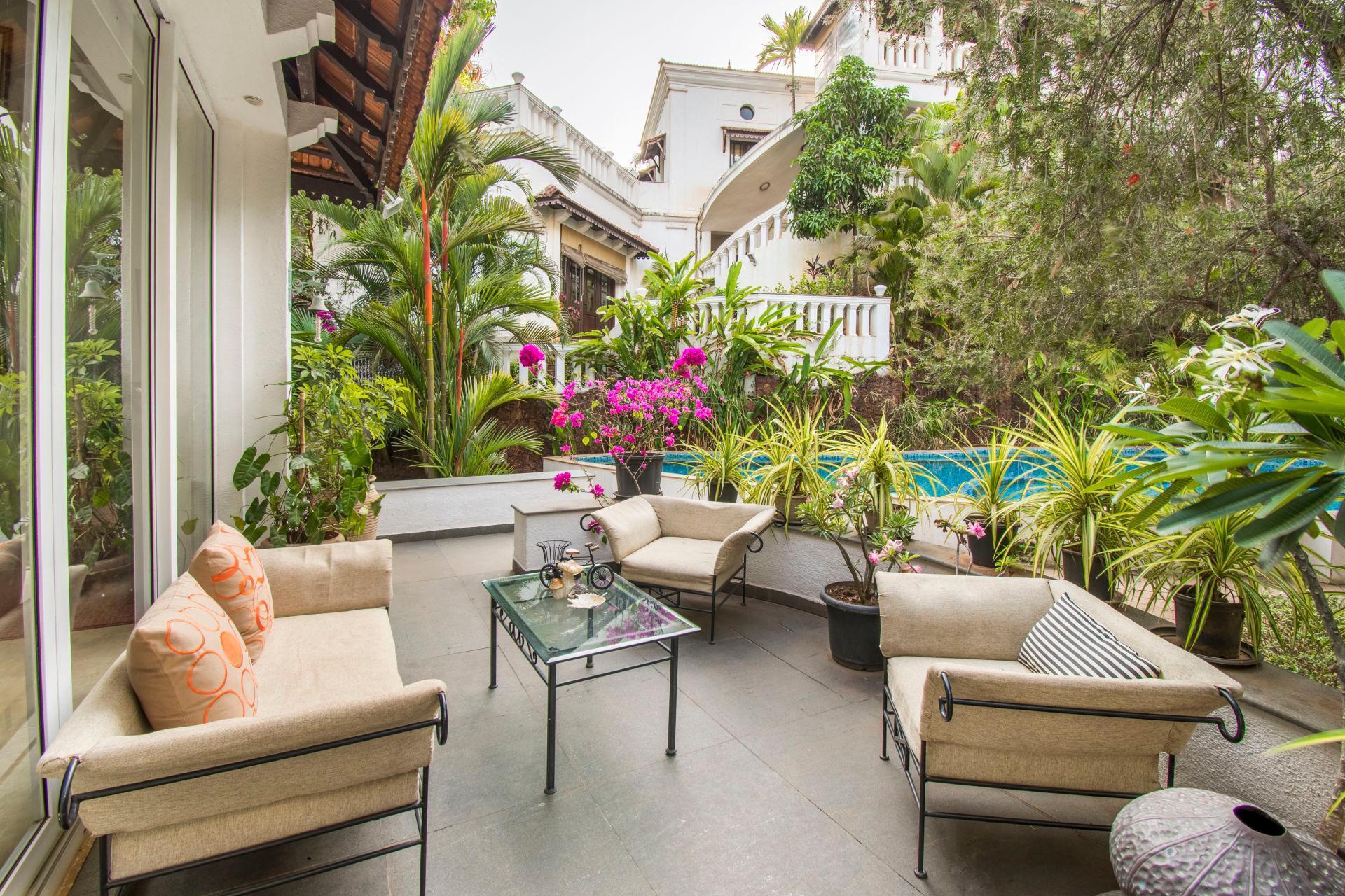 Opulent 4 Bedroom Villa With A Pool 73800