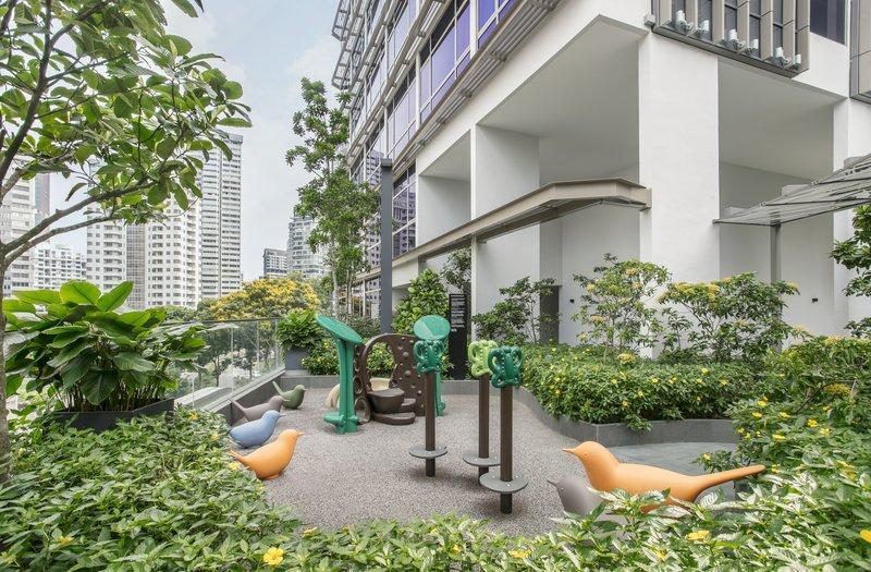 Ascott Orchard Singapore