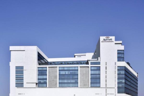 Marriott Executive Apartments Hyderabad Hyderabad