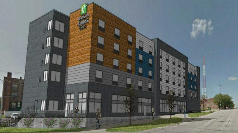 Holiday Inn Express And Suites Omaha Downtown   Airport