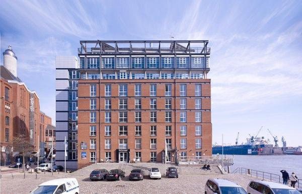Ginn Hotel Hamburg Elbspeicher Hamburg