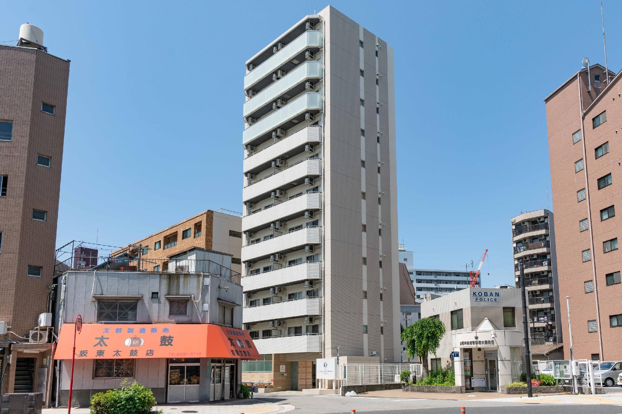 OYO 621 Hotel Olfea Residence Naniwa