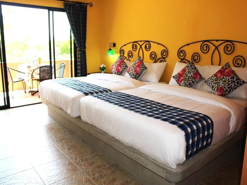 Deluxe Family Double Room